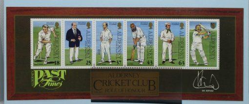 Alderney Stamps, 1997, MSA101, Mint 2