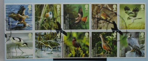 Great Britain Stamps, 2007, SG2764a, Used 3