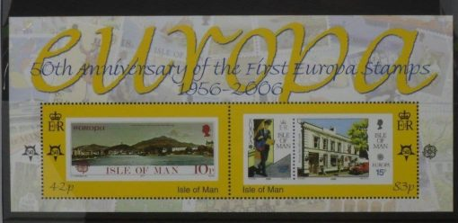 Isle of Man Stamps, 2006, MS1301, Mint 3