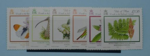 Isle of Man Stamps, 2008, SG1454-1459, Mint 3