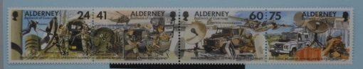 Alderney Stamps, 1996, SGA85a, Mint 3