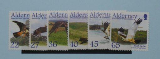 Alderney Stamps, 2002, MSA185-A190, Mint 3