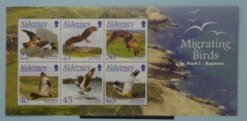 Alderney Stamps, 2002, MSA191, Mint 3