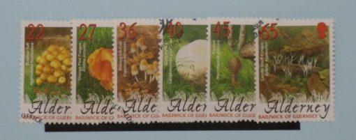 Alderney Stamps, 2004, SGA223-A228, Used 3