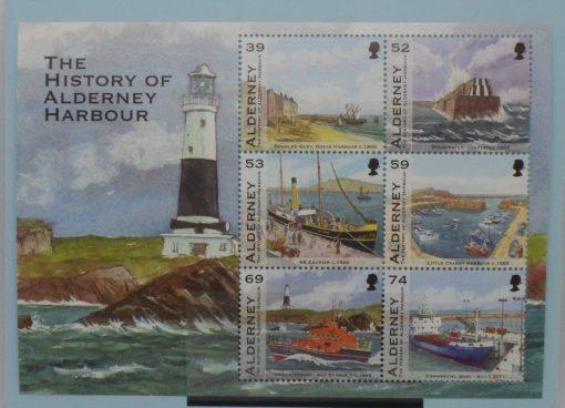 Alderney Stamps, 2012, MSA473, Mint 3