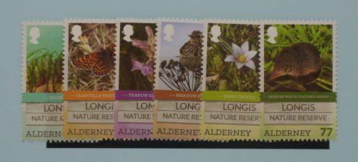 Alderney Stamps, 2016, SGA567-A572, Mint 3