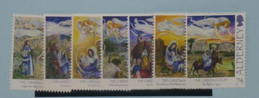 Alderney Stamps, 2012, SGA474-A480, Mint 3