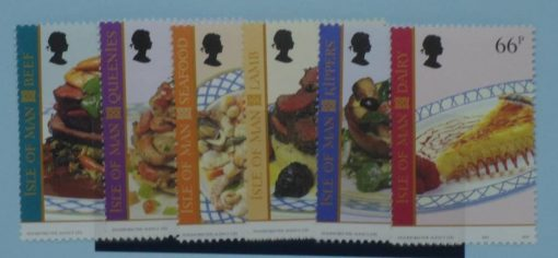 Isle of Man Stamps, 2001, SG947-952, Mint 3