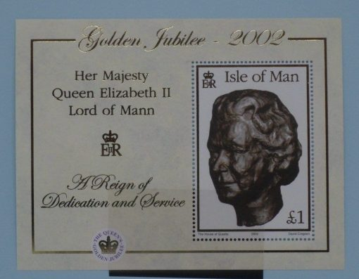 Isle of Man Stamps, 2002, MS975, Mint 3