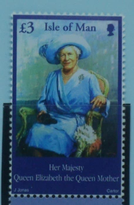 Isle of Man Stamps, 2002, SG982, Mint 3