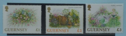 Guernsey Stamps, 1992-97, SG581-582a, Mint 3