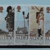 Alderney Stamps, 1985, SGA23-A27, Mint 1