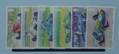 Isle of Man Stamps, 2008, SG1435-1440, Mint 3