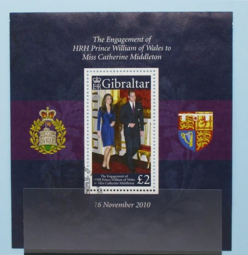 Gibraltar Stamps, 2011, MS1380, Used 3