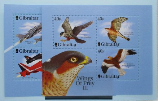 Gibraltar Stamps, 2001, MS988, Mint 3