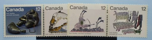 Canada Stamps, 1977, SG898a, SG900a, Mint 3
