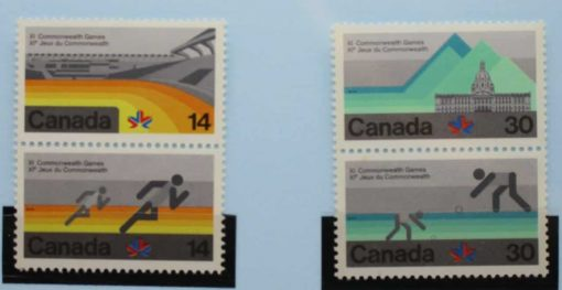 Canada Stamps, 1978, SG918a, SG920a, Mint 3