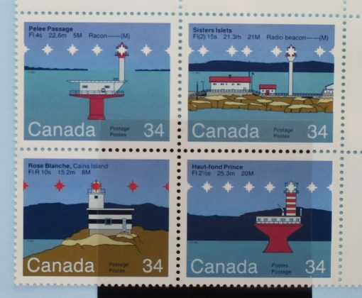 Canada Stamps, 1985, SG1176a, Mint 3