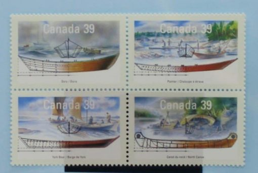 Canada Stamps, 1990, SG1377a, Mint 3