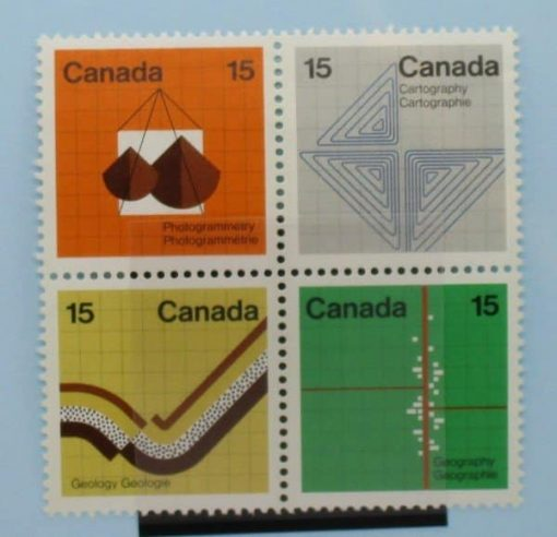 Canada Stamps, 1972, SG741a, Mint 2