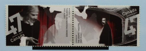 Canada Stamps, 2001, SG2104a, Mint 3