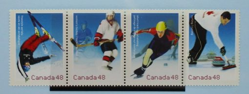 Canada Stamps, 2002, SG2124a, Mint 3