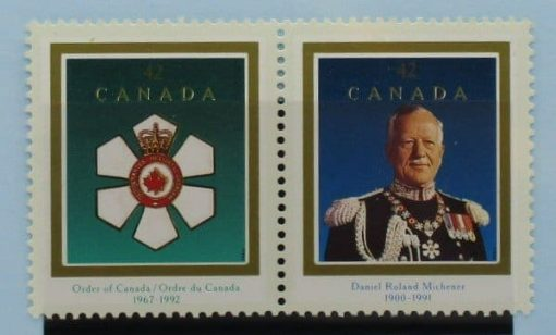 Canada Stamps, 1992, SG1519a, Mint 3