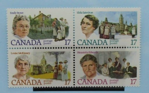 Canada Stamps, 1981, SG1002a, Mint 3
