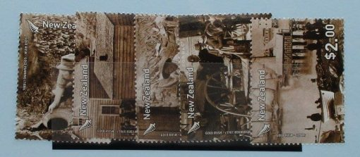 New Zealand Stamps, 2006, SG2899-2903, Mint 3