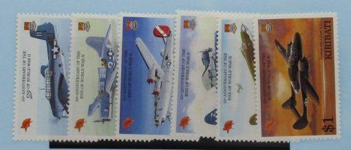 Kiribati Stamps, 1995, SG489-494, Mint 3