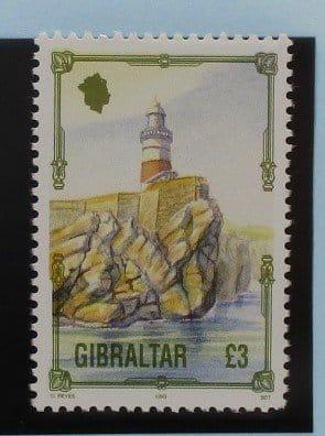 Gibraltar Stamps, 1993-95, SG707, Mint 3