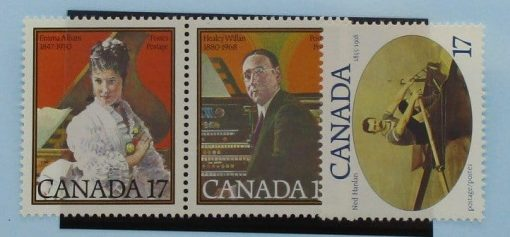 Canada Stamps, 1980, SG983a, SG985, Mint 3