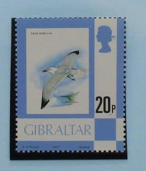 Gibraltar Stamps, 1977-82, SG385, Mint 3