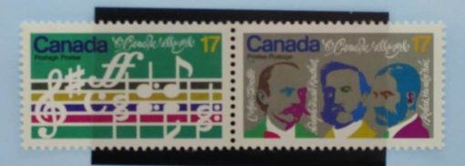 Canada Stamps, 1980, SG980a, Mint 3