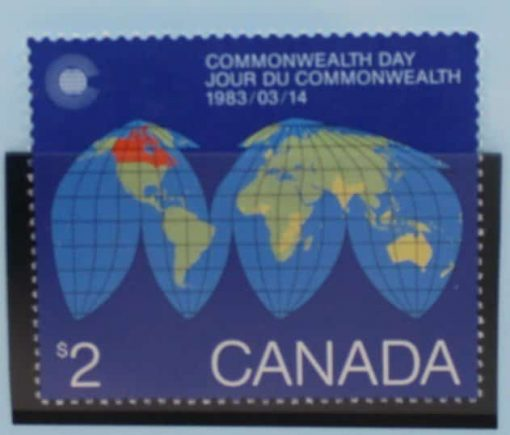 Canada Stamps, 1983, SG1084, Mint 3