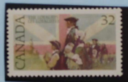 Canada Stamps, 1984, SG1124, Mint 3