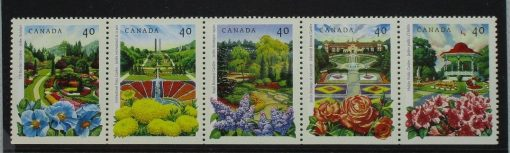 Canada Stamps, 1991, SG1422-1426, Mint 3