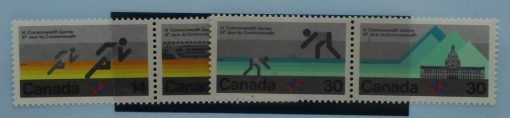 Canada Stamps, 1978, SG918a, SG920a, Mint. 3