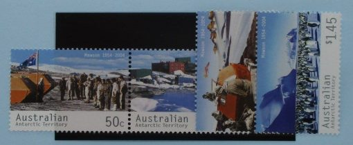 Australian Antarctic Territory Stamps, 2004, SG164a, SG166-167, Mint 2