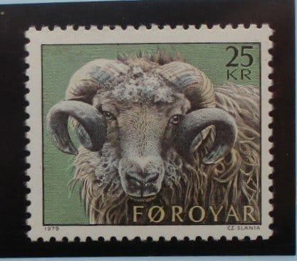 Faroe Islands Stamps, 1979, SG41, Mint 2