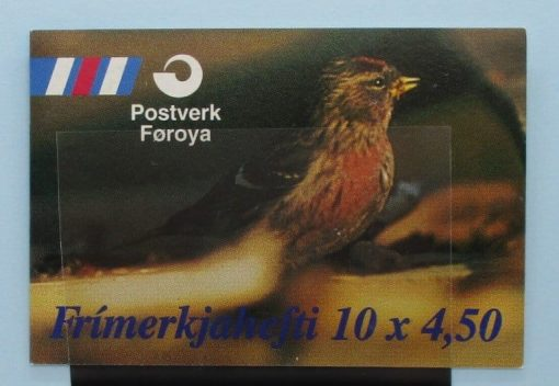 Faroe Islands Stamps, 1997, SB14, Mint 3