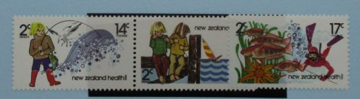 New Zealand Stamps, 1980, SG1225a, SG1227, Mint 3