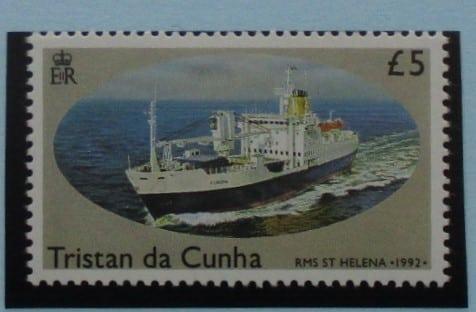 Tristan da Cunha Stamps, 1994, SG564, Mint 3