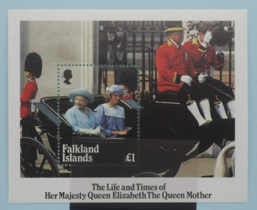 Falkland Islands Stamps, 1985, MS509, Mint 3