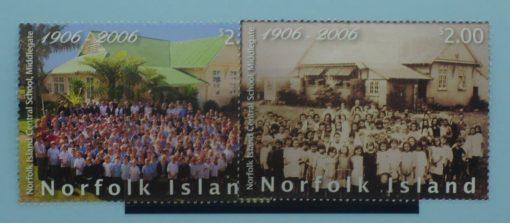 Norfolk Island Stamps, 2006, SG971-972, Mint 3