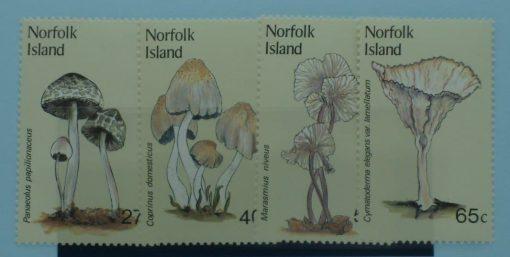 Norfolk Island Stamps, 1983, SG300-303, Mint 3