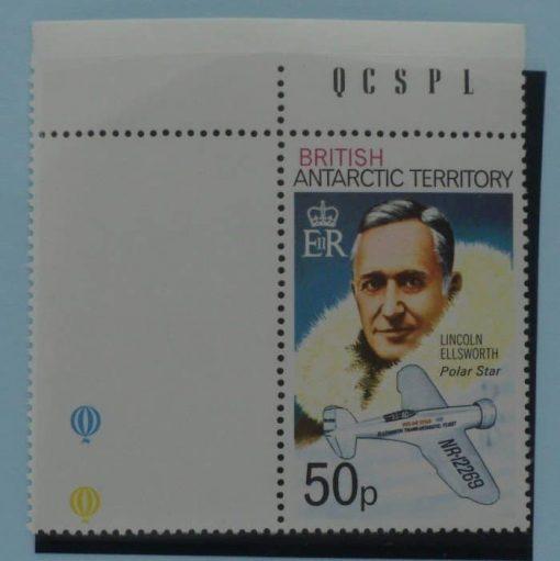 British Antarctic Territory Stamps, 1975-81, SG77aw, Mint 3