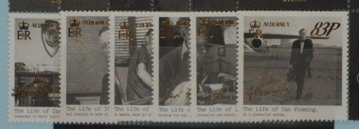 Alderney Stamps, 2014, SGA524-A529, Mint 3