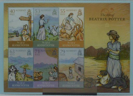 Alderney Stamps, 2013, MSA500, Mint 3