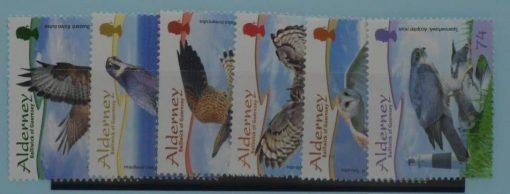 Alderney Stamps, 2008, SGA336-A341, Mint 3